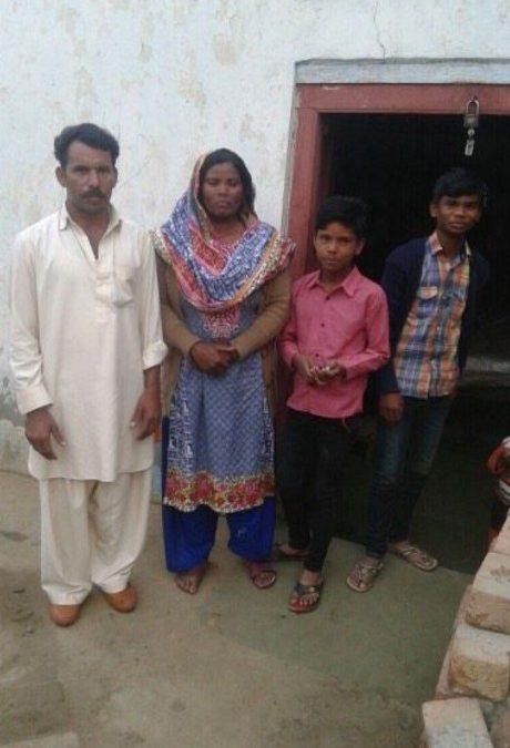 Salamat Masih Family – 4 people – $1250USD