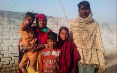 Safdar Masih – 5 people – $1100USD