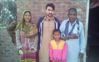 Anayat Family – 4 people – $1600USD