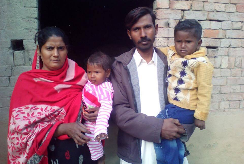 Asif Maqbool Family – 4 people $1500USD