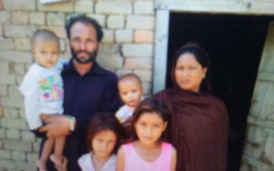 Amin Family – 6 people – $640USD