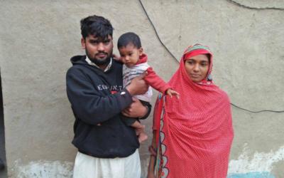 Rashid Sharif Family – 3 people – $450USD