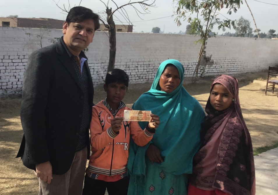 Akram Family – 3 people – $1020