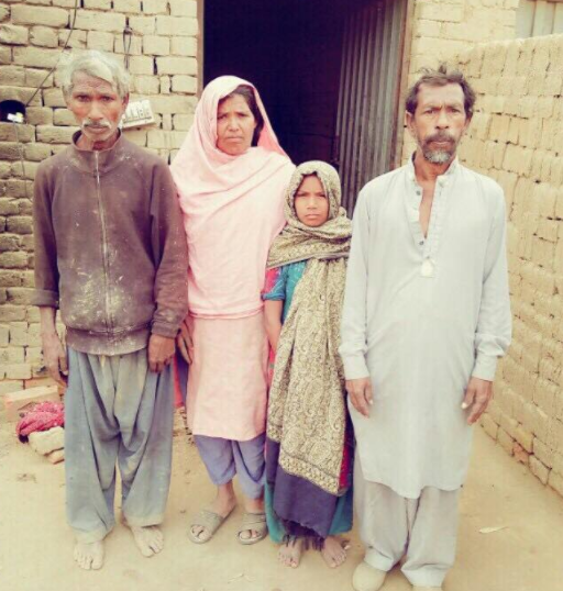 Younas Family – 4 people – $895USD