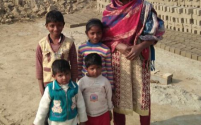 Mrs Salma Bibi family – 5 people – $945USD