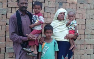 Saleem Family – 5 people – $650USD