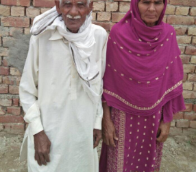 Baba Preet and Hameeda – 2 people – $600 USD