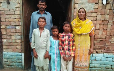 Amamat family – 5 people – $700 USD