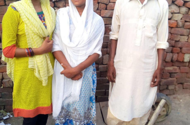 Munir Family – 3 people – $375 USD