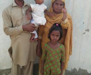 Hakim Family – 4 people – $480 USD