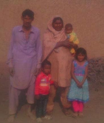Sarfraz family – 5 people – $850 USD