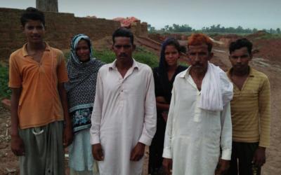 Shahadat Masih Family – 6 people – $950 USD
