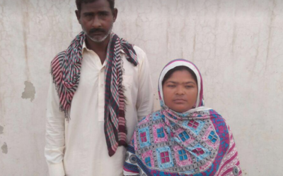 Akaram Masih Family – 2 people – $630 USD