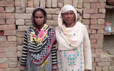 Nasreen and daughter – 2 people – $600 USD