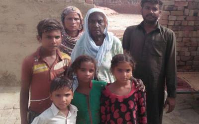 Munchi Family – 7 people – $900 USD