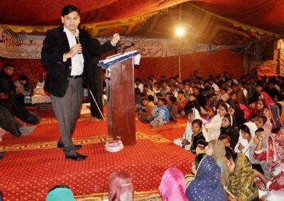 Tent Seminars