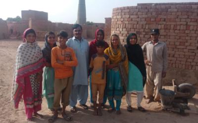 Rasheed Family – 9 people – $1000 USD