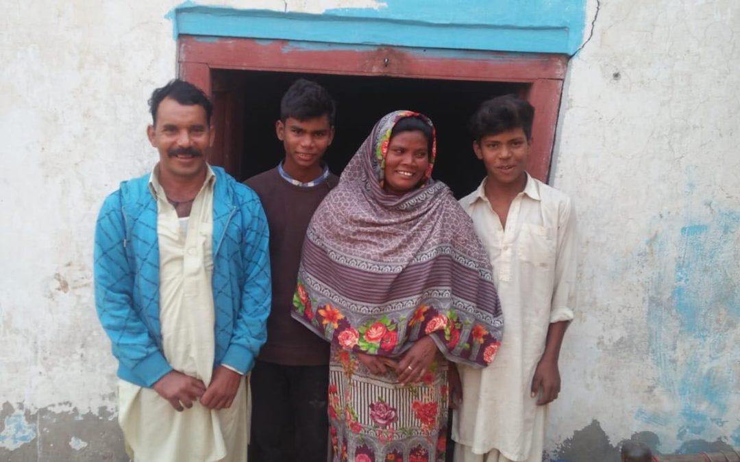 Imran Family