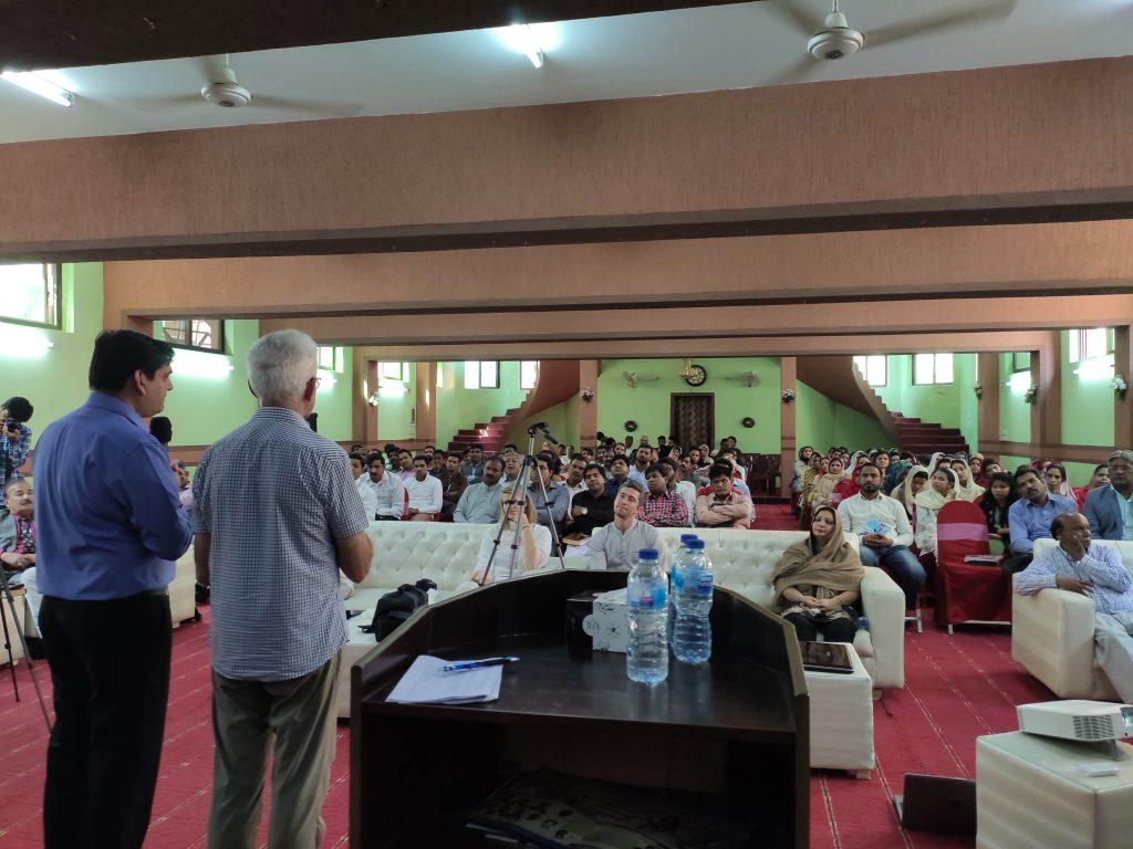 seminar meetings